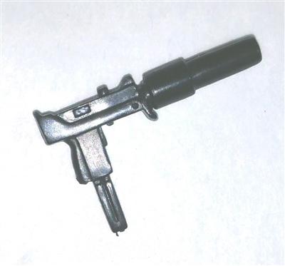 MAC-10 Sub-Machine Gun w/ Silencer - 1:18 Scale Weapon for ...