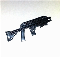 PULSE RIFLE - 1:18 Scale Weapon for 3 3/4 Inch Action Figures
