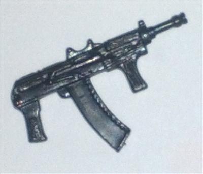 "AKS-74U Assault Rifle ""mini AK-47"" - 1:18 Scale Weapon for 3 3/4 Inch Action Figures"