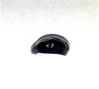 Beret Black (Hard Plastic) - 1:18 Scale Accessory for 3 3/4 Inch Action Figures