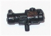 Modular Component: ACOG Scope BLACK Version - 1:18 Scale Accessory for 3-3/4 Inch Action Figures