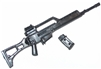 RECON Assault Rifle with Ammo Magazine - 1:18 Scale Weapon for 3-3/4 Inch Action Figures