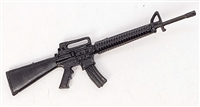 M16a2 Assault Rifle w/ Removable Magazine - 1:18 Scale Weapon for 3-3/4 Inch Action Figures