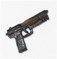 Striker Automatic Pistol - 1:18 Scale Weapon for 3-3/4 Inch Action Figures