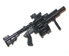 MGL Multi-Shot Grenade Launcher - 1:18 Scale Weapon for 3-3/4 Inch Action Figures