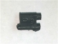 Modular Component: PEQ-A2 Laser Site BLACK Version - 1:18 Scale Accessory for 3-3/4 Inch Action Figures