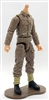 MTF WWII - BRITISH Soldier, LIGHT Skin Tone (WITHOUT Head) - 1:18 Scale Marauder Task Force Action Figure