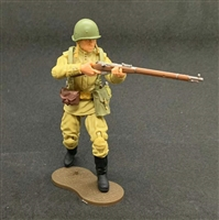 MTF WWII - Deluxe RUSSIAN RIFLEMAN with Gear - 1:18 Scale Marauder Task Force Action Figure