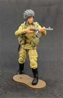 MTF WWII - Deluxe RUSSIAN TANKER with Gear - 1:18 Scale Marauder Task Force Action Figure