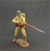MTF WWII - Deluxe JAPANESE RIFLEMAN with Gear - 1:18 Scale Marauder Task Force Action Figure