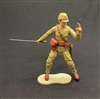 MTF WWII - Deluxe JAPANESE NCO OFFICER with Gear - 1:18 Scale Marauder Task Force Action Figure
