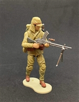 MTF WWII - Deluxe JAPANESE TYPE-99 MACHINE GUNNER with Gear - 1:18 Scale Marauder Task Force Action Figure
