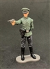 MTF WWII - Deluxe GERMAN OFFICER with Gear - 1:18 Scale Marauder Task Force Action Figure