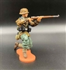 MTF WWII - Deluxe GERMAN CAMO PANZER GRENADIER RIFLEMAN with Gear - 1:18 Scale Marauder Task Force Action Figure
