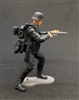 MTF WWII - Deluxe BLACK GERMAN with Gear - 1:18 Scale Marauder Task Force Action Figure