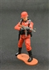 MTF WWII - Deluxe RED GERMAN with Gear - 1:18 Scale Marauder Task Force Action Figure
