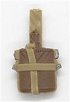 "WWII British:  Canteen - 1:18 Scale Modular MTF Accessory for 3-3/4"" Action Figures"
