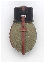 "WWII German:  M31 Water Bottle (Canteen) - 1:18 Scale Modular MTF Accessory for 3-3/4"" Action Figures"
