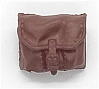 "WWII Russian:  F1 Accessory Pouch - 1:18 Scale Modular MTF Accessories for 3-3/4"" Action Figures"