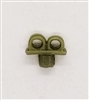"Grenade Loops OLIVE GREEN Version - 1:18 Scale Modular MTF Accessory for 3-3/4"" Action Figures"