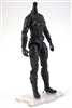 "MTF Female Valkyries Body WITHOUT Head BLACK ""Night-Ops"" Version BASIC - 1:18 Scale Marauder Task Force Action Figure"
