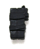 C4 Explosive Bundle: Black with Black Tape Version - 1:18 Scale MTF Accessory for 3 3/4 Inch Action Figures