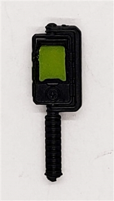Motion Tracker: BLACK Version - 1:18 Scale MTF Accessory for 3 3/4 Inch Action Figures