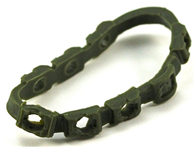 "Bandolier: GREEN Version - 1:18 Scale Modular MTF Accessory for 3-3/4"" Action Figures"