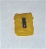 "Pocket: Small Size YELLOW Version - 1:18 Scale Modular MTF Accessory for 3-3/4"" Action Figures"