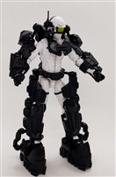 MTF Exo-Suit - BLACK Version BASIC - 1:18 Scale Marauder Task Force Accessory