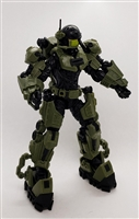 MTF Exo-Suit - GREEN Version BASIC - 1:18 Scale Marauder Task Force Accessory