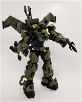 MTF Exo-Suit - GREEN Version DELUXE - 1:18 Scale Marauder Task Force Accessory