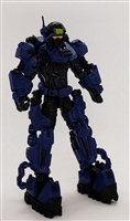 MTF Exo-Suit - BLUE Version BASIC - 1:18 Scale Marauder Task Force Accessory