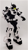 MTF Exo-Suit - WHITE Version BASIC - 1:18 Scale Marauder Task Force Accessory