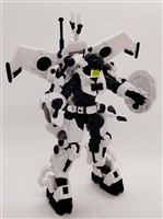 MTF Exo-Suit - WHITE Version DELUXE - 1:18 Scale Marauder Task Force Accessory