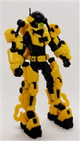 MTF Exo-Suit - YELLOW Version BASIC - 1:18 Scale Marauder Task Force Accessory
