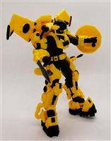 MTF Exo-Suit - YELLOW Version DELUXE - 1:18 Scale Marauder Task Force Accessory