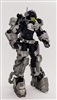 MTF Exo-Suit - GUN-METAL Version BASIC - 1:18 Scale Marauder Task Force Accessory