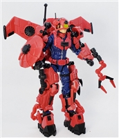MTF Exo-Suit - RED Version DELUXE - 1:18 Scale Marauder Task Force Accessory