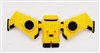 MTF Exo-Suit: JETPACK with Wings - YELLOW Version - 1:18 Scale Marauder Task Force Accessory