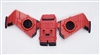 MTF Exo-Suit: JETPACK with Wings - RED Version - 1:18 Scale Marauder Task Force Accessory