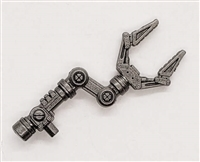 MTF Exo-Suit: CLAW ARM - GUN-METAL Version - 1:18 Scale Marauder Task Force Accessory