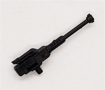 MTF Exo-Suit: MACHINE GUN - BLACK Version - 1:18 Scale Marauder Task Force Accessory