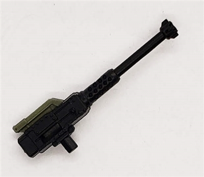 MTF Exo-Suit: MACHINE GUN - GREEN Version - 1:18 Scale Marauder Task Force Accessory