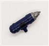 "MTF Exo-Suit: MISSILE LAUNCHER ""POD"" - BLUE Version - 1:18 Scale Marauder Task Force Accessory"