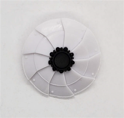 MTF Exo-Suit: COMBAT SHIELD - WHITE Version - 1:18 Scale Marauder Task Force Accessory