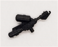 MTF Exo-Suit: FLAMETHROWER - BLACK Version - 1:18 Scale Marauder Task Force Accessory