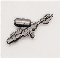 MTF Exo-Suit: FLAMETHROWER - GUN-METAL Version - 1:18 Scale Marauder Task Force Accessory