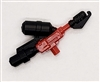 MTF Exo-Suit: FLAMETHROWER - RED Version - 1:18 Scale Marauder Task Force Accessory