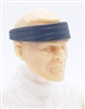 "Headgear: Headband GRAY Version - 1:18 Scale Modular MTF Accessory for 3-3/4"" Action Figures"